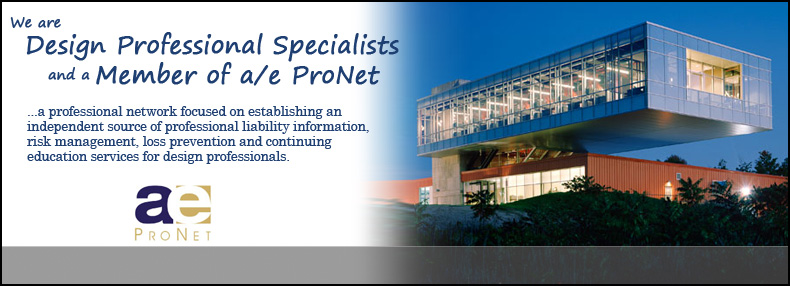 We are Design Professional Specialists